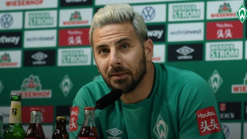 Claudio Pizarro sobre el 5-0 que sufrió el Werder Bremen de local: