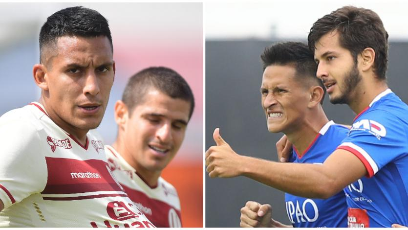Liga1 Betsson: posibles alineaciones de Universitario de Deportes y Carlos A. Mannucci para esta tarde