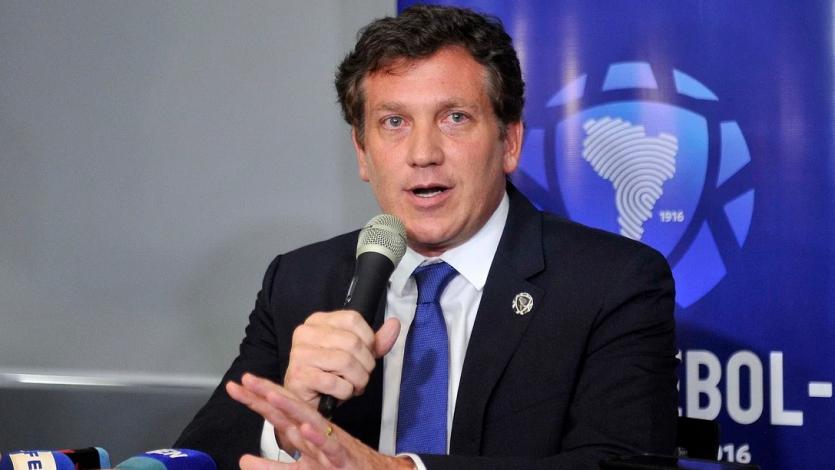 Alejandro Domínguez, presidente de la Conmebol: