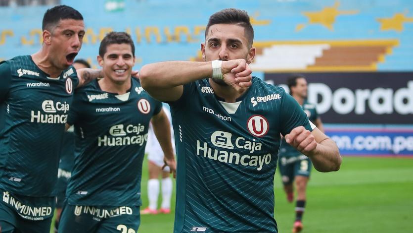 Liga1 Betsson: Universitario venció 2-0 a la Universidad San Martín por la fecha 10 de la Fase 2 (VIDEO)