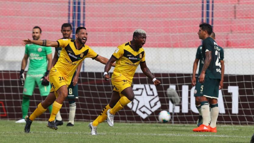 Liga1 Betsson: Academia Cantolao derrotó 3-1 a Universitario por la fecha 2 (VIDEO)