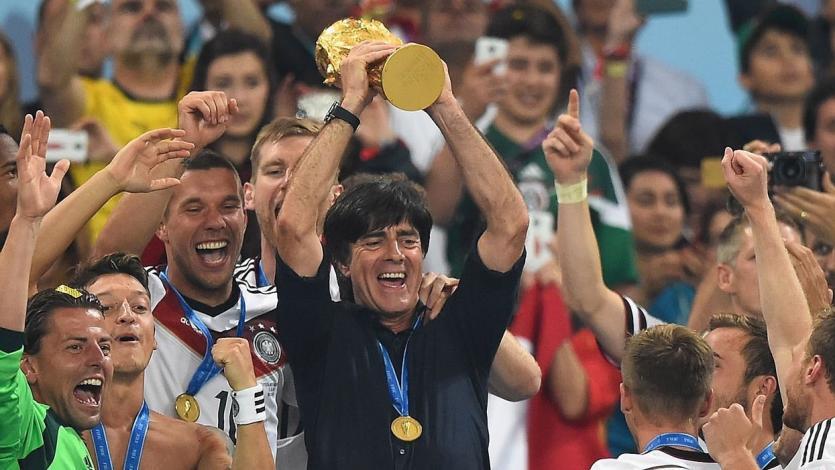 Joachim Löw dejará de ser el técnico de la Selección de Alemania tras 15 años