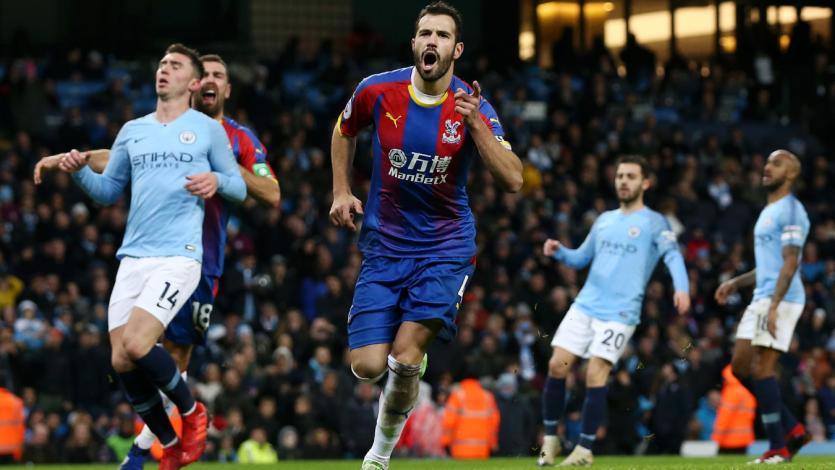 Premier League: Manchester City fue sorprendido por el Crystal Palace