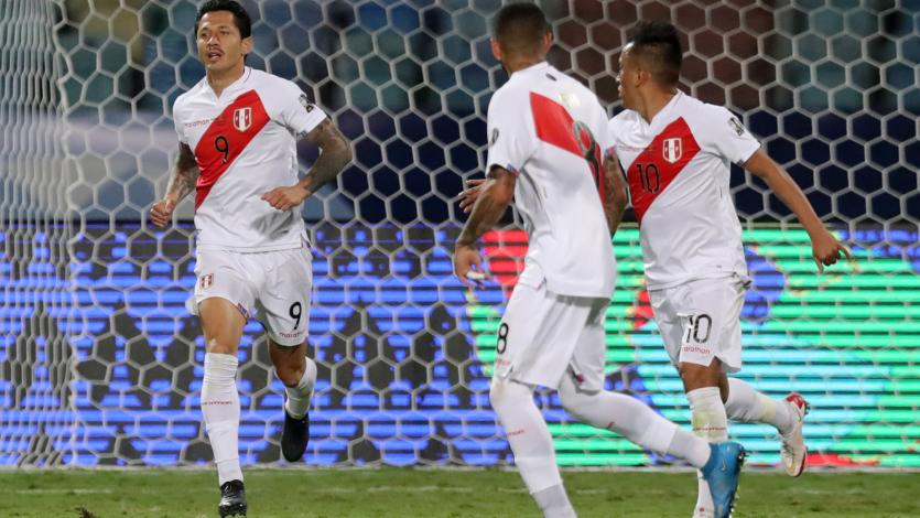 Perú vs Ecuador: Gianluca Lapadula anotó su primer gol con la 'Blanquirroja' (VIDEO)