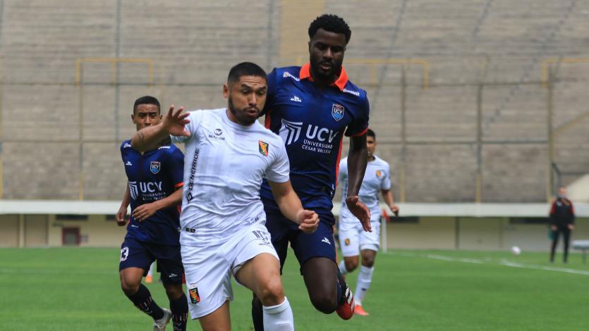 Liga1 Betsson: FBC Melgar empató 1-1 ante Universidad César Vallejo por la segunda fecha de la Fase 2 (VIDEO)