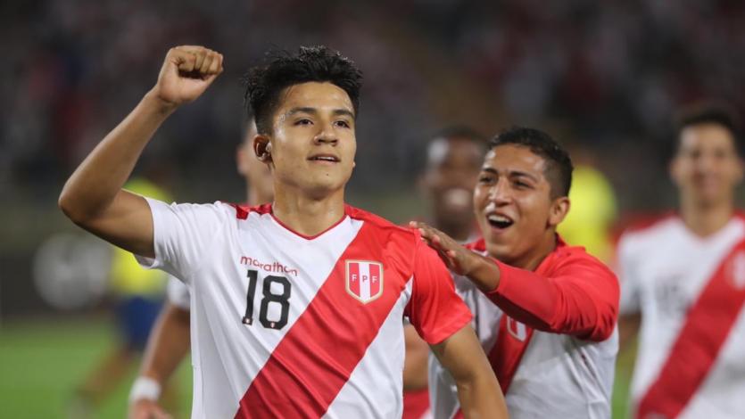 Sudamericano Sub-17: Perú se impuso sobre Ecuador y clasificó al hexagonal final