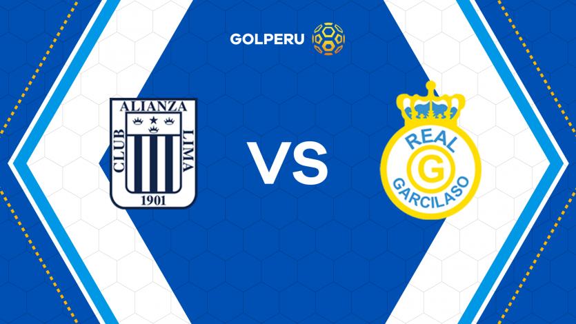 Alianza Lima recibe a Real Garcilaso en el Estadio Nacional