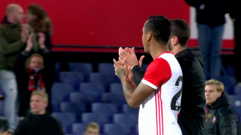 Con Renato Tapia, Feyenoord sumó una victoria frente al Waalwijk