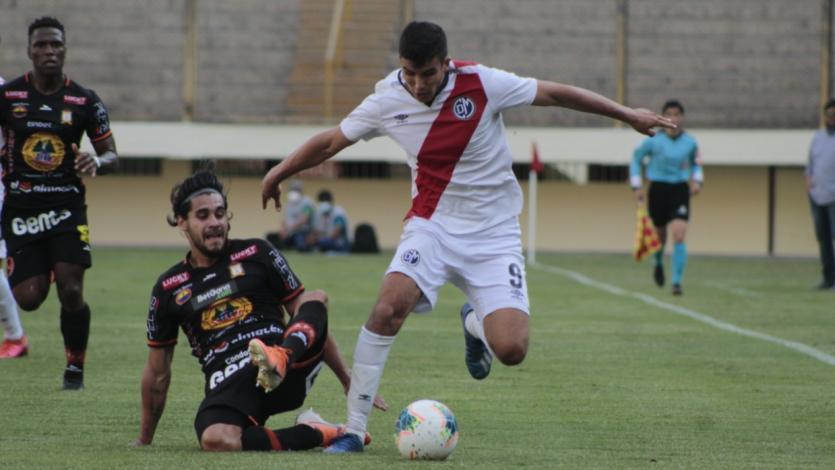 Liga1 Movistar: Deportivo Municipal empató 1-1 con Ayacucho FC (VIDEO)