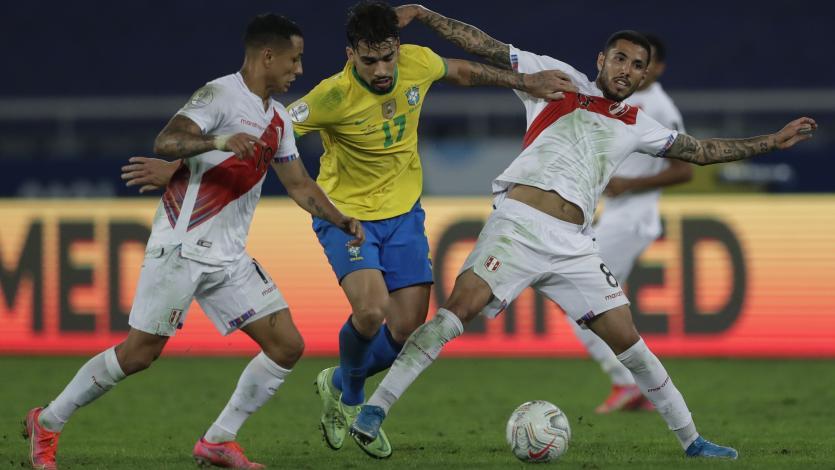 Copa América: Perú cayó 1-0 ante Brasil y jugará por el tercer puesto (VIDEO)