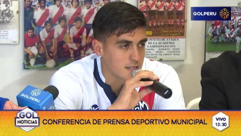 José Miguel Andrade: