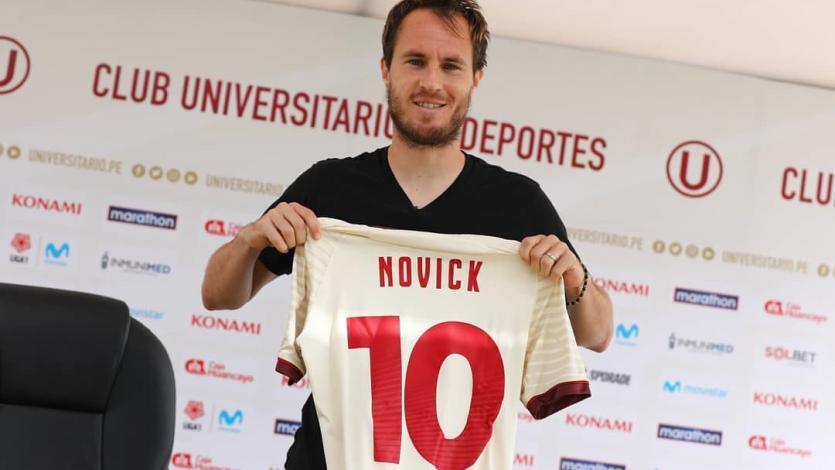 Hernán Novick: