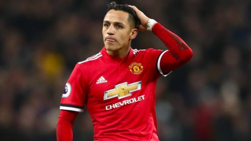 Se aleja de Manchester: Alexis Sánchez podría cambiar de equipo