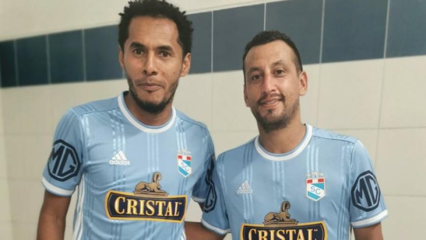 Renzo Sheput y Carlos Lobatón jugaron por última vez juntos en la 'Noche Tricolor'