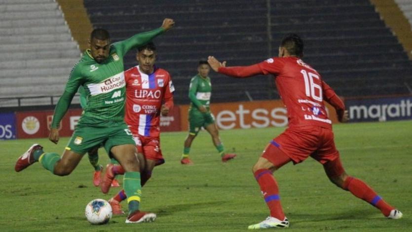 Liga1 Movistar: Sport Huancayo superó a Carlos A. Mannucci y es cabeza de grupo para la Fase 2
