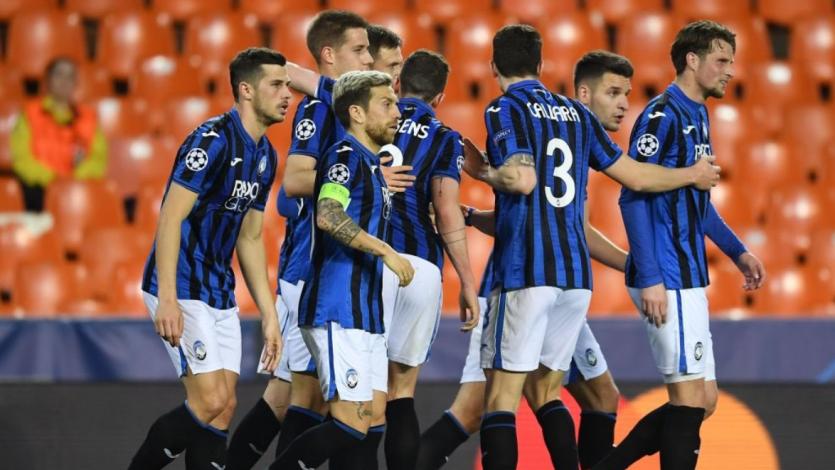 Champions League: Atalanta superó al Valencia y clasificó a los cuartos de final (VIDEO)