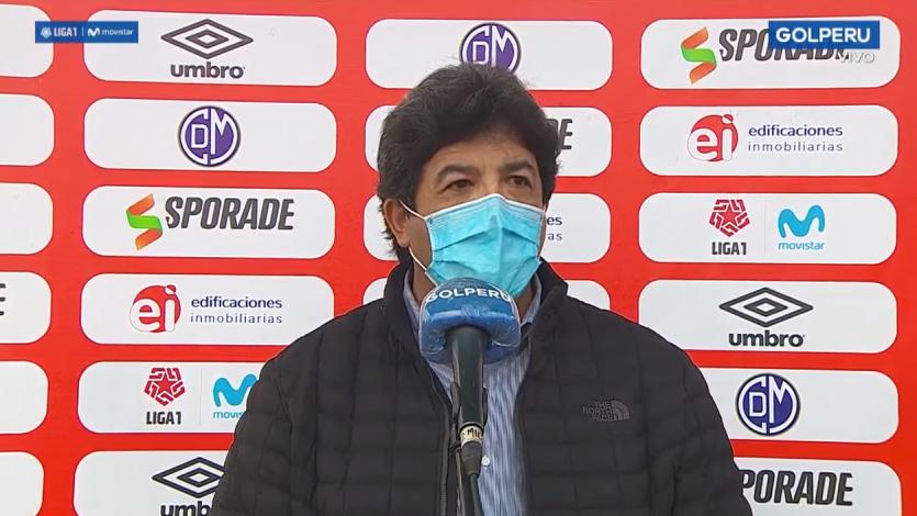 """Víctor Rivera: """"Hablaré con los directivos para ver si ponemos el cargo a disposición"""" (VIDEO)"""