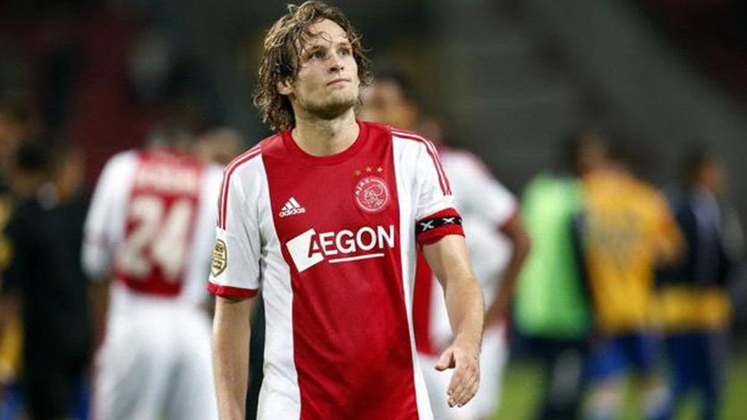 Daley Blind regresa al Ajax