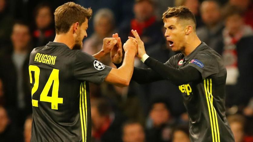 Juventus: Daniele Rugani, compañero de Cristiano Ronaldo, dio positivo en coronavirus