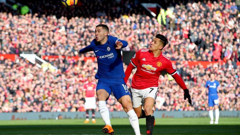 Premier League: Manchester United, en vibrante encuentro superó al Chelsea