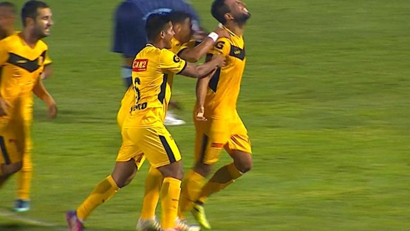 Academia Cantolao venció por 2-0 a Real Garcilaso en el Callao