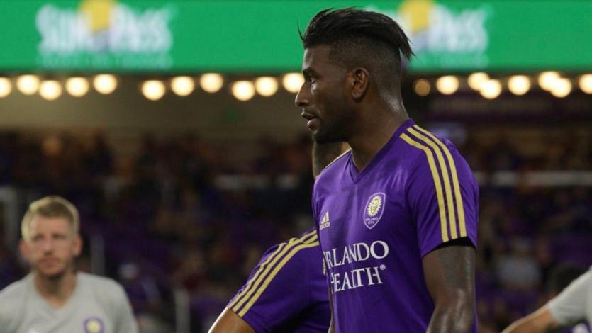 Carlos Ascues volvió a ser titular en la MLS