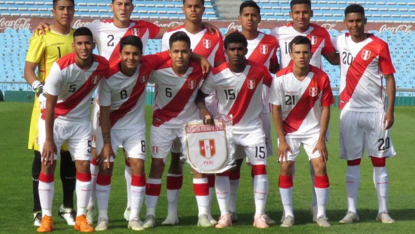 Selección Peruana Sub 20 disputó dos amistosos ante Sport Boys