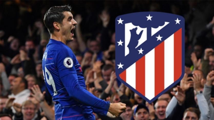 Álvaro Morata está a un paso del Atlético Madrid