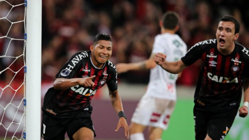 Copa Sudamericana: Atlético Paranaense saca ventaja sobre Fluminense