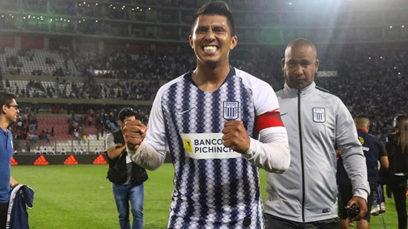 Alianza Lima: Rinaldo Cruzado cumple con su respectivo entrenamiento desde su casa (VIDEO)