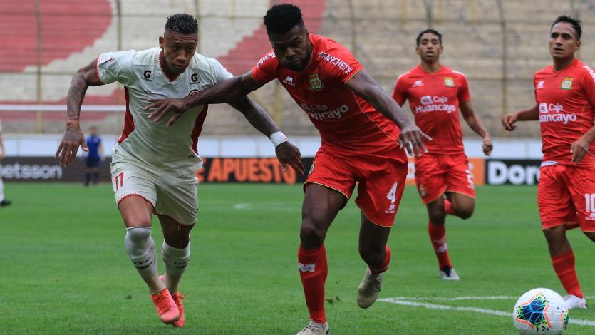 Liga1 Betsson: Sport Huancayo igualó 0-0 ante UTC por la tercera fecha de la Fase 2 (VIDEO)