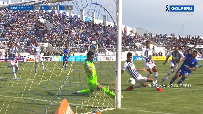 Deportivo Binacional vs. Alianza Lima: Pedro Gallese y la magistral atajada antes del minuto (VIDEO)