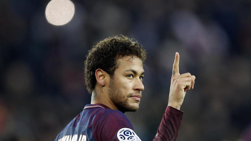 Neymar confirmó que se queda en el PSG