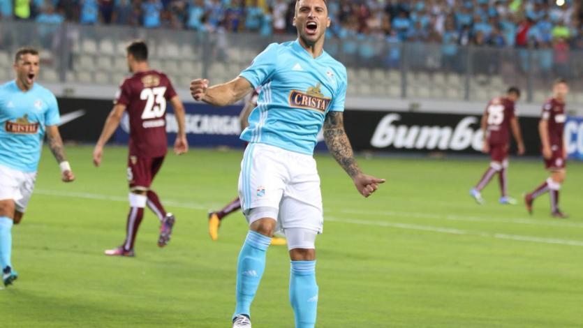 Copa Sudamerianca: Sporting Cristal vence a Lanús