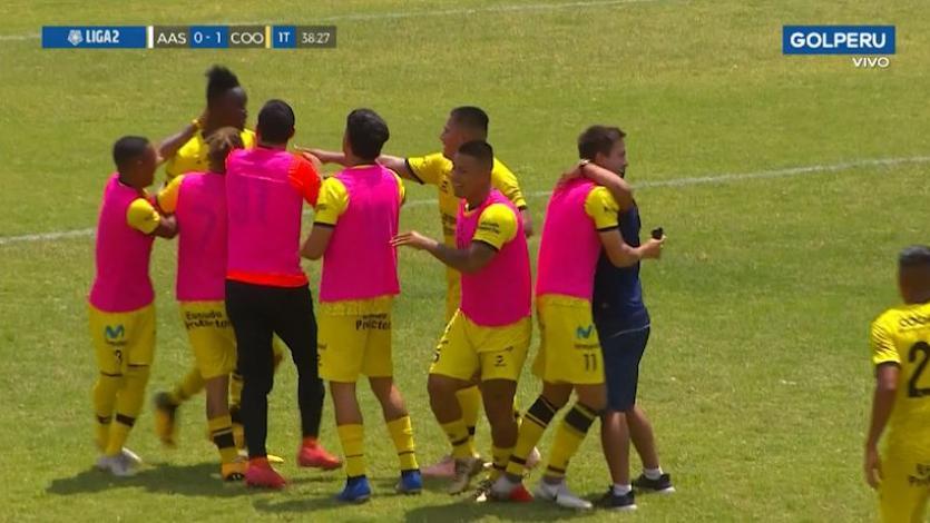 Deportivo Coopsol empató 1-1 con Alianza Atlético y clasificó al cuadrangular final del ascenso