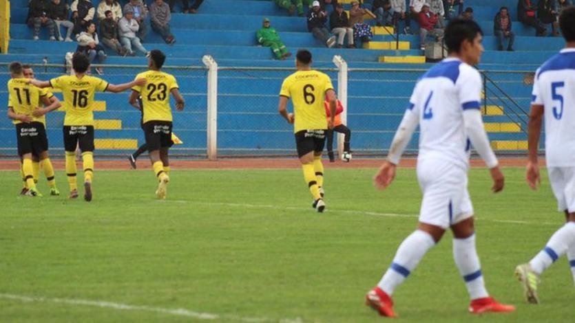 Liga2: Deportivo Coopsol derrotó 1-0 a Alianza Atlético en Chancay por la fecha 9