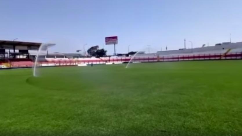 Deportivo Municipal presentó el renovado estadio Iván Elías Moreno donde será local (VIDEO)