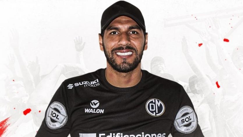 Deportivo Municipal: Carlos Solis refuerza la portería para el 2019