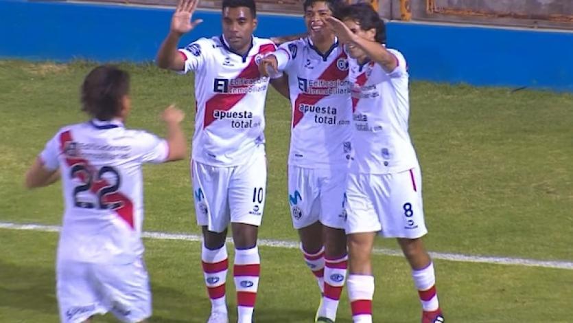 Deportivo Municipal logró un agónico triunfo en Huaraz