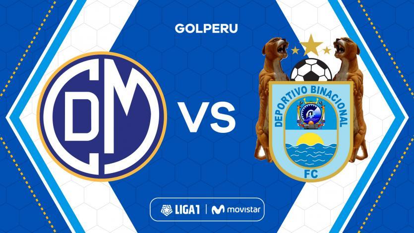Deportivo Municipal vs Binacional EN VIVO por GOLPERU: se miden por la fecha 3 del Torneo Clausura