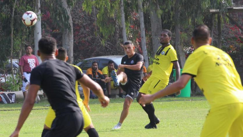 Deportivo Municipal superó 2-1 a Sport Victoria de Ica en partido amistoso