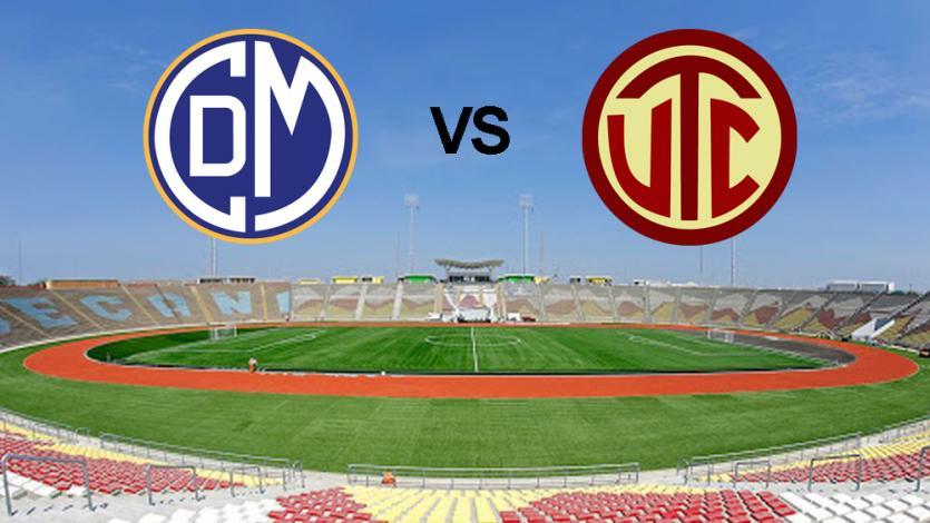 Deportivo Municipal vs UTC: estadio de la Universidad San Marcos se estrena en la Liga1 Movistar