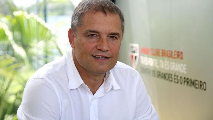 Diego Aguirre es nuevo DT del Sao Paulo