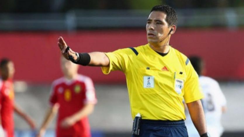Copa Libertadores: Diego Haro será cuarto árbitro en el Boca vs. River