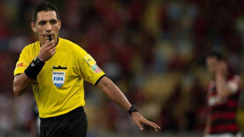 Copa Sudamericana: Diego Haro será el árbitro en la primera final