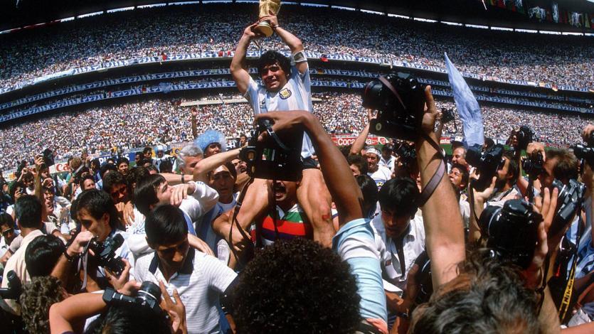 Argentina: Diego Armando Maradona falleció a los 60 años