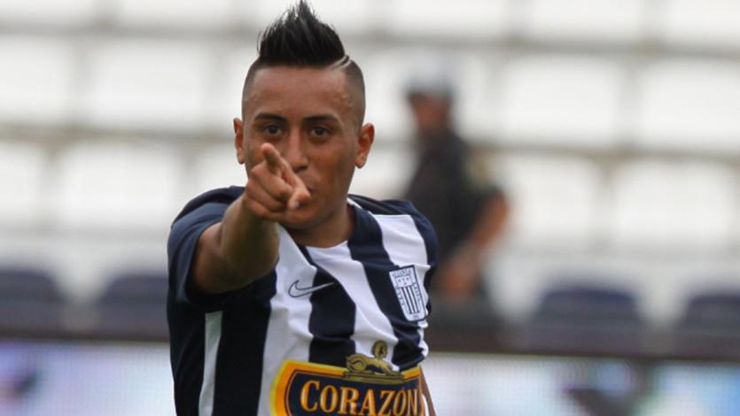 """Christian Cueva: """"Me quiero retirar siendo campeón en Alianza Lima"""""""