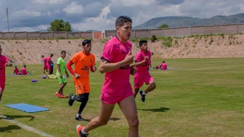 Alexis Cossio de Ayacucho FC: