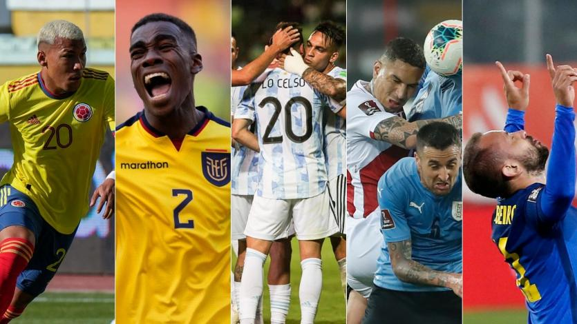 Eliminatorias Sudamericanas: así quedó la tabla de posiciones tras jugarse la novena fecha