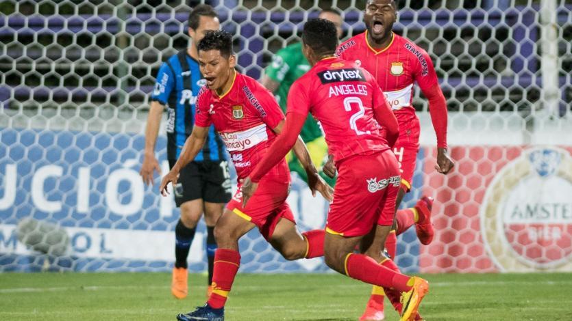 Copa Sudamericana: Sport Huancayo derrotó a Liverpool y clasificó a los octavos de final